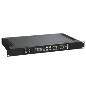 Static Power Solid State Static Transfer Switch Rack Mount | Model A