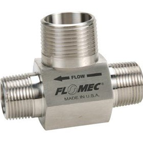 FLOMEC High Precision Turbine Meters | G Series