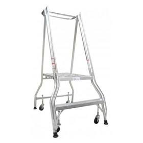 2 Step Platform Ladder | Monstar
