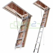Climb2 Fold Down/Attic Ladder - Standard LD781.01