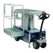 Mortuary Lifter | Zallys Electric Hydraulic Lifter | XT510