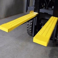 Forklift Tyne Grip Covers
