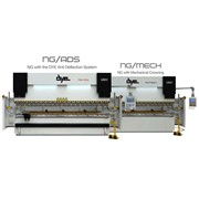 Press Brakes | NG/ADS and NG/MECH Series