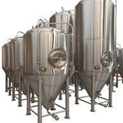 Brewtique Fermentation Pressure Tanks