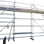 Painters Kit Scaffolding | Single Width (9.6m x 5m)