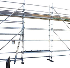 Painters Kit Scaffolding | KWIKSCAF Single Width (9.6m x 5m)
