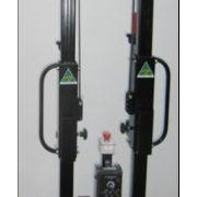 RotoLift Dual Stretch Wrapper Mast Attachment | SW-MU-2