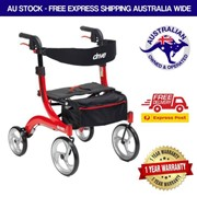 Nitro Euro Style Outdoor Walker