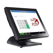 Flat Touch Screen POS Till System