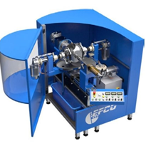 Stationery Ball Valve Lapping Machine | Efco (Germany) Rotago