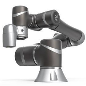 Collaborative Robot with Integrated Vision