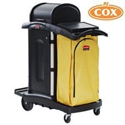 High Security Janitor Trolley - FG9T75