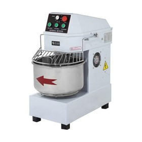 Spiral Dough Mixer 20 Litre – 2 Speed – Commercial