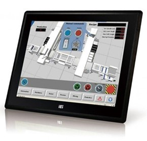 HMI - Touch Screen, Display & Panel