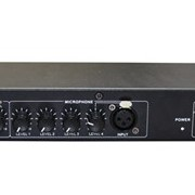 Professional 6 channel audio mixer with built in HDMI