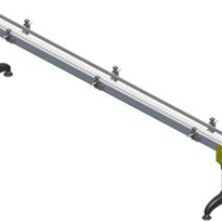 Low Cost Stainless Steel Slat Conveyors | LowPro Series