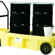 Store-Safe Polly Spill Containment Carts