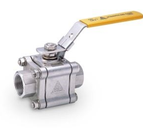 Screwed Ball Valves | Modentic V255FS series