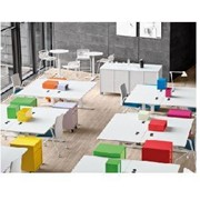 Office Furniture with Linea