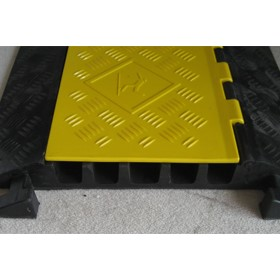 Cable Cover Guards - Heavy Duty 5 Channel