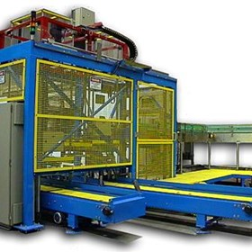 High Speed Palletisers - Over 60 Pallets Per Hour