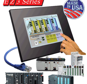 HMI Touch Panels | EZ3 Series NEW Wireless Module