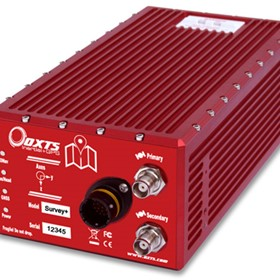 GPS Inertial Navigation System | OXTS Survey+2