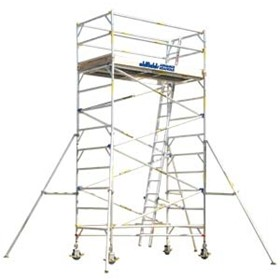 Mobile Scaffold Towers - Pro Series Aluminium