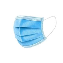 Disposable 3 Ply Face Mask - Bulk Price - (Min order 40 boxes)