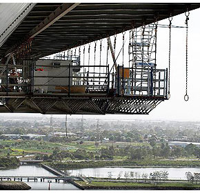 West Gate Bridge Strengthening – John Holland