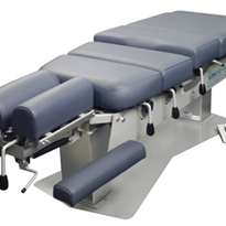 Chiropractic Table | ABCO Elevation with drops