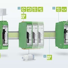 CONTACTRON  Hybrid Motor Starters