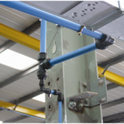 Compressed Air Pipe Systems | Transair Pipes