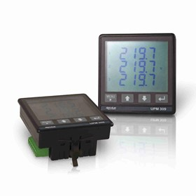 UPM309 | Panel Mount 3 Phase Power Meter