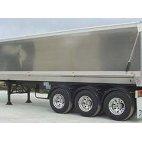 Steel or Aluminium Trailer Tippers | M.A.R.S