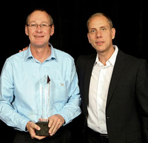 Scalable awarded Manufacturing Partner of the Year 2011