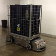Automated Guided Vehicles Castors (AGV's) AGV Castors