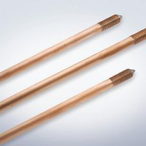 Copper & Stainless Steel Earth Rods | LDU