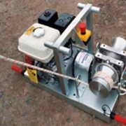 Petrol Powered Capstan Winch | Goodwinch