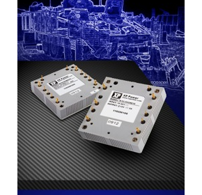 DC-DC converters aimed at military vehicle and avionic applications