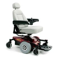 Power Wheelchairs | Jazzy Select 6