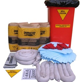 Spill Kits | 240 Litres General Purpose SKU - TSS240GP