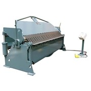 Sheet Metal Machinery | Hydraulic Straight Blade Folders