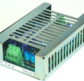 24VAC Input power supplies range now available up to 75W - AEC series