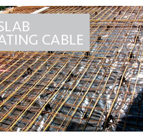 In-Slab Heating Cable | HCS-BR