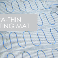 Ultra-Thin Under Floor Heating Mats | Comfort Heat