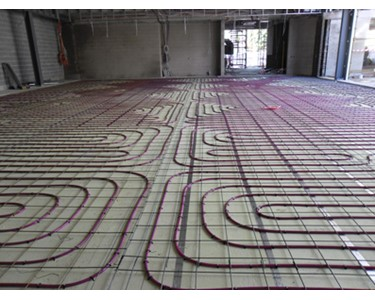 In-Screed Heating