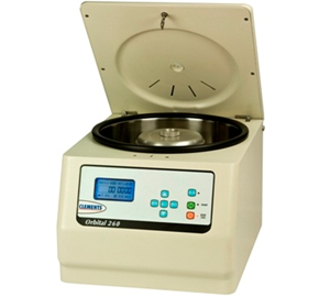 Medical Centrifuge | Clements Orbital 260 Microcentrifuge