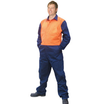 High Visibility Workwear | Coverall