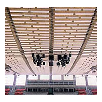 Suspended Acoustic Baffles Supplier